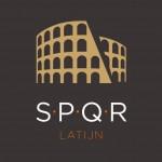 SPQR Latijnse taal en cultuur