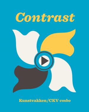 Contrast Kunstvakken/CKV vmbo Kunstvakken 1
