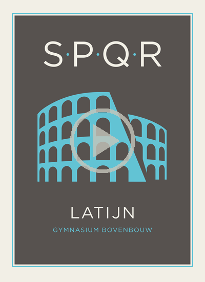 SPQR Latijn taal & cultuur bovenbouw