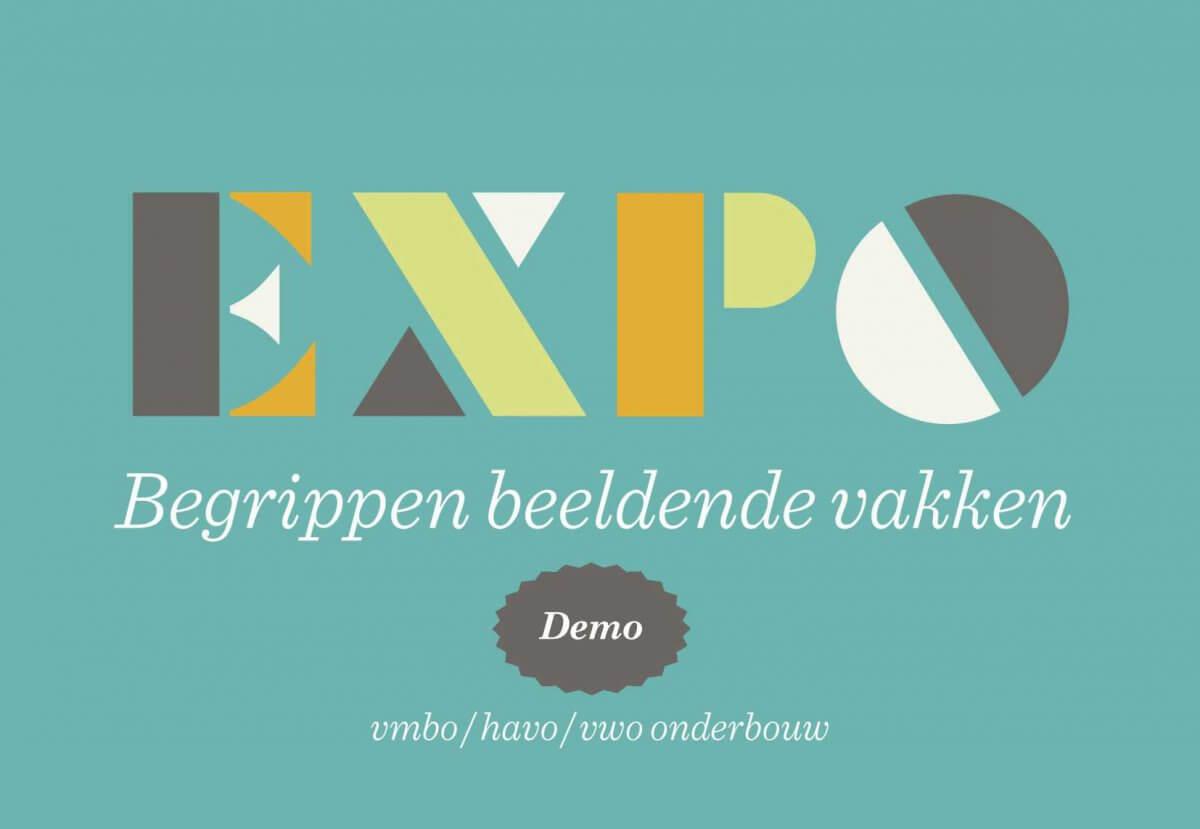 Demo EXPO Begrippen beeldende vakken