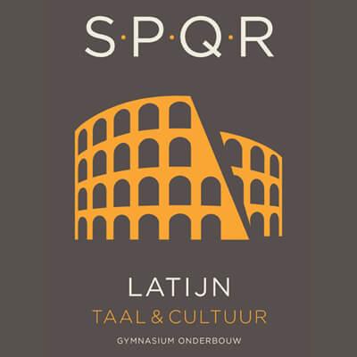 SPQR Latijn taal & cultuur onderbouw